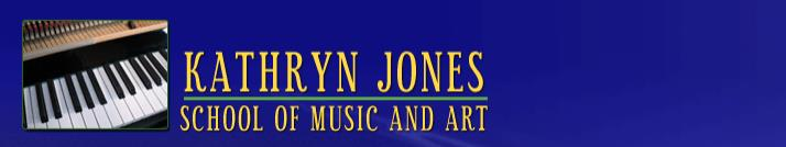 Kathryn Jones School of music and art